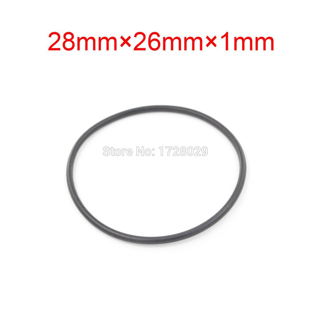 2018 28mm X 26mm X 1mm Hot Sale Rubber O Ring O Ring Washer Seals ...