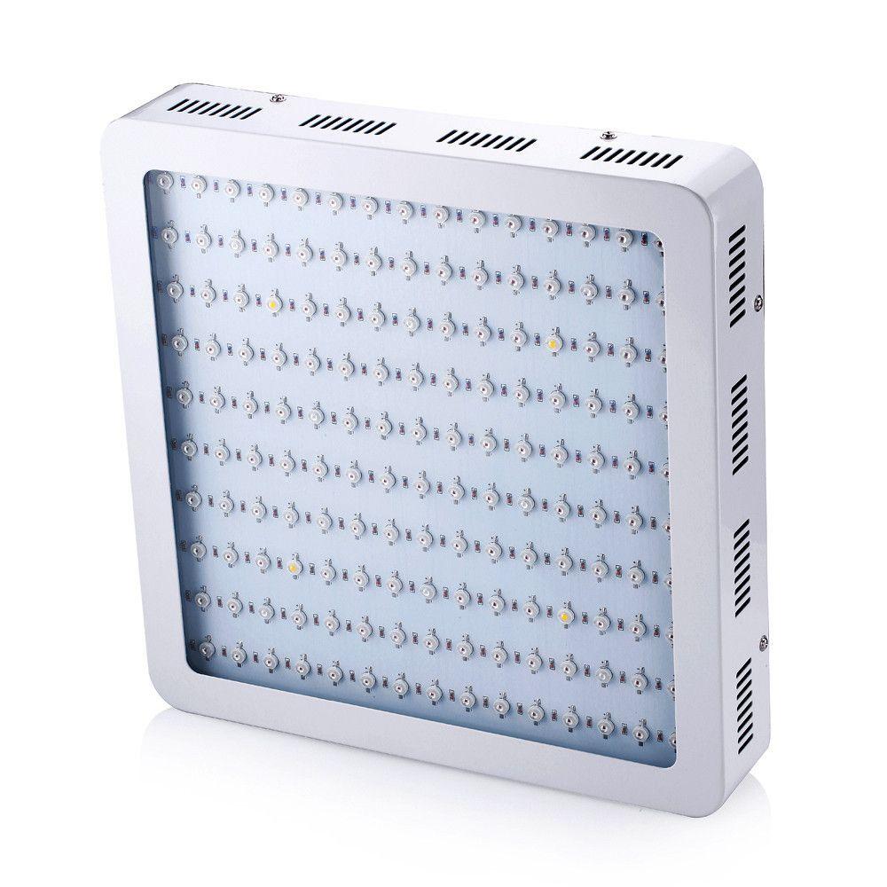 도매 - 플래티넘 강력한 900W LED 라이트 패널 전체 스펙트럼 10 밴드 키트 with150x6W 크리 어 칩 온실 식물 성장 / 꽃을 성장