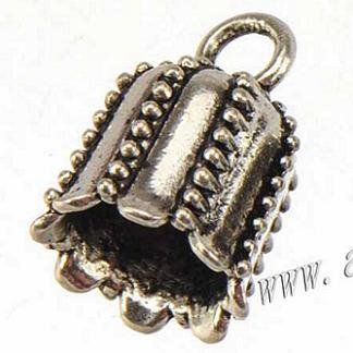 100 Glocke Form Spacer Perlen Kappe Quaste Endet Kappen Schmuck Machen