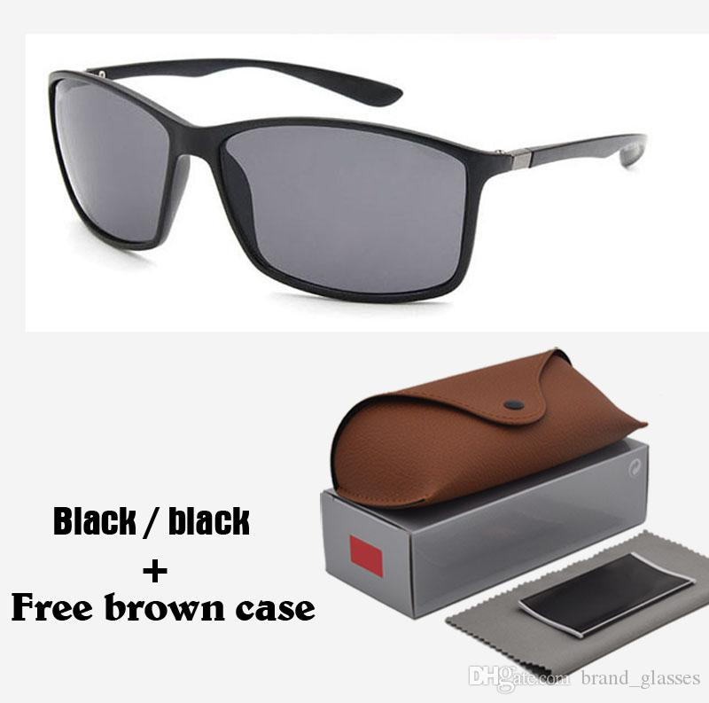 2020 New Sunglasses women men Brand design TR90 Frame Sports driving Glasses Fashion Goggles uv400 Eyewear Oculos De Sol with cases and box