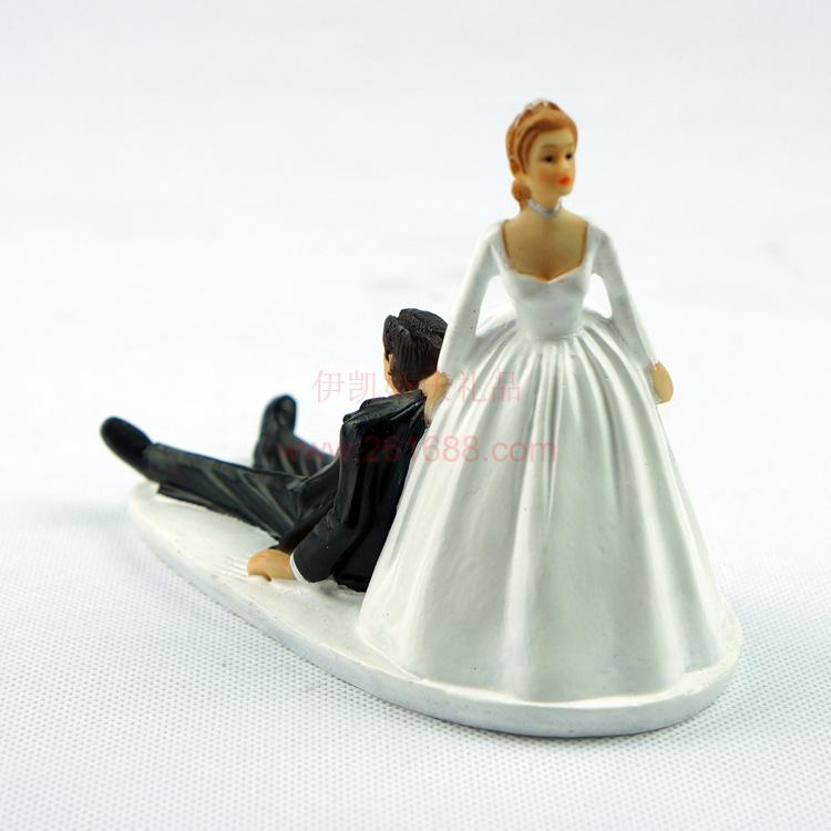 Wedding Cake Topper,2015 High Quality Four Types Bride & Groom Toppers For Wedding Cake, Free Shipping Cake Decorations Wedding Event