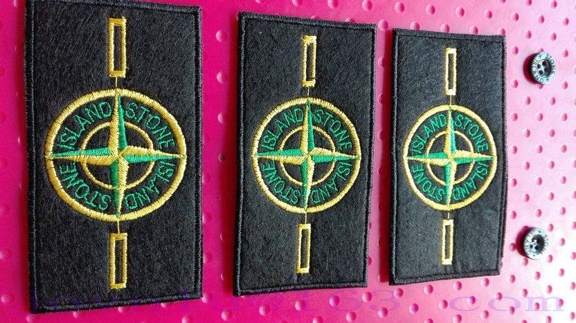 Moda patches para bordado roupa Bag Decoração Lantejoula Patches Patch Adesivo DIY Garment Acessórios de costura bordado patch
