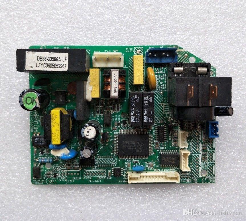 para placa de circuito de la computadora de aire acondicionado DB93-03586A-LF DB41-00379B
