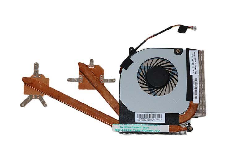 100% NIEUWE originele 04Y1237 Koeler voor IBM ThinkPad T430U Koeling Heatsink met ventilator