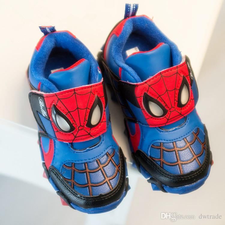 2015 Fashion Shoes Spiderman Sneakers New Arrival Hot Basketball ...
