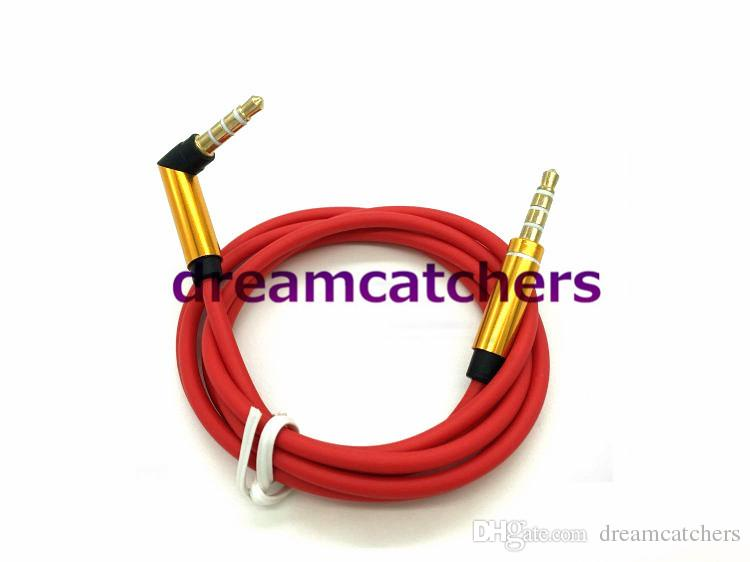 Stereo Male To Male 3.5mm Jack Audio AUX Auxiliary Cable Cord For MP3 iPod BB
