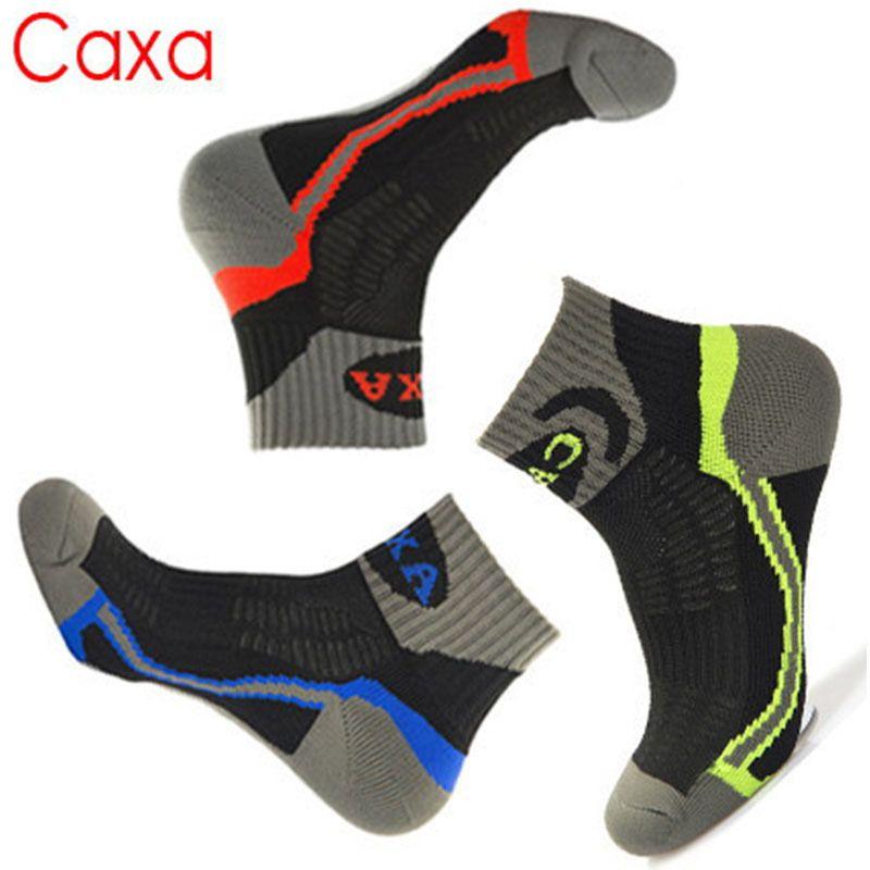 Wholesale-2015 Winter Outdoor Marke Socken Coolmax atmungsaktiv beschleunigen trocknen Mens Wandern Camping Bergsteigen Ski Thermal Socken EU 40-44