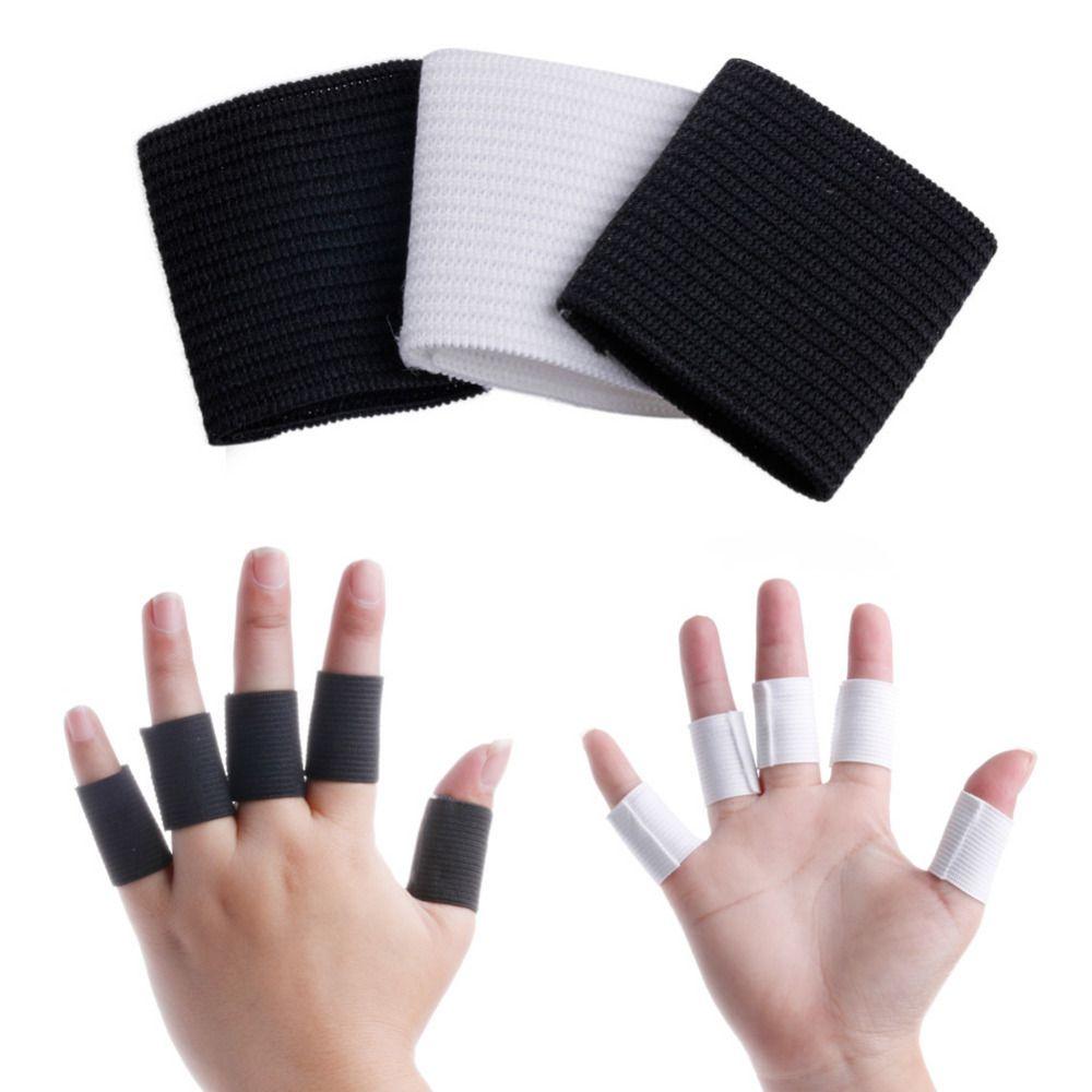 Manicotto elastico per protesi per il dito