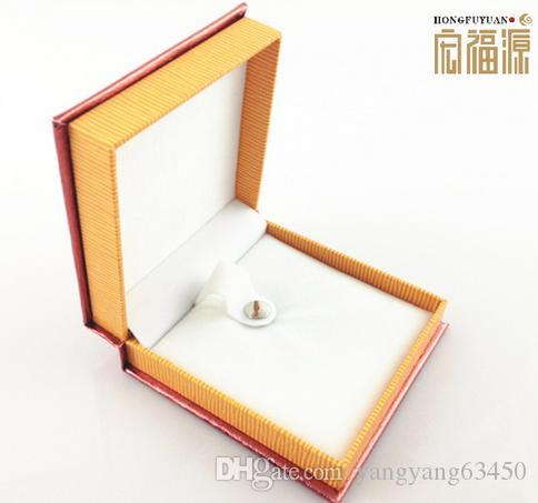 Pearl bracelet jewelry packing box wholesale custom shopping malls articles HFY-1870