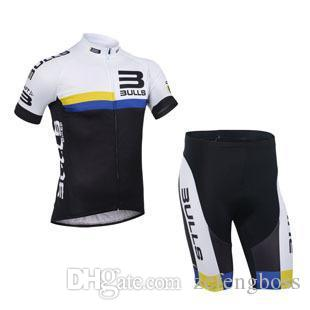 equipe touros mountain bike roupas homens ao ar livre jersey ciclismo + top shorts apertados venda quente