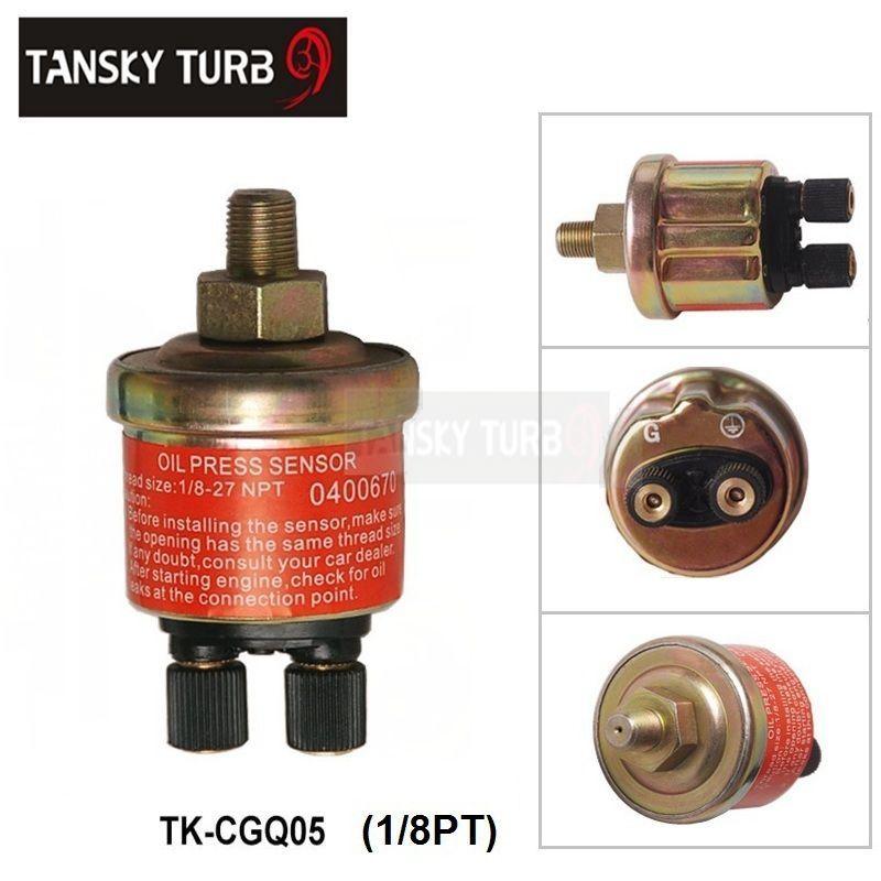 Tansky - pressão do óleo Substituição do sensor para Defi Link e para Apexi qualquer medidor de pressão de óleo (apenas para o medidor de Tansky) TK-CGQ05