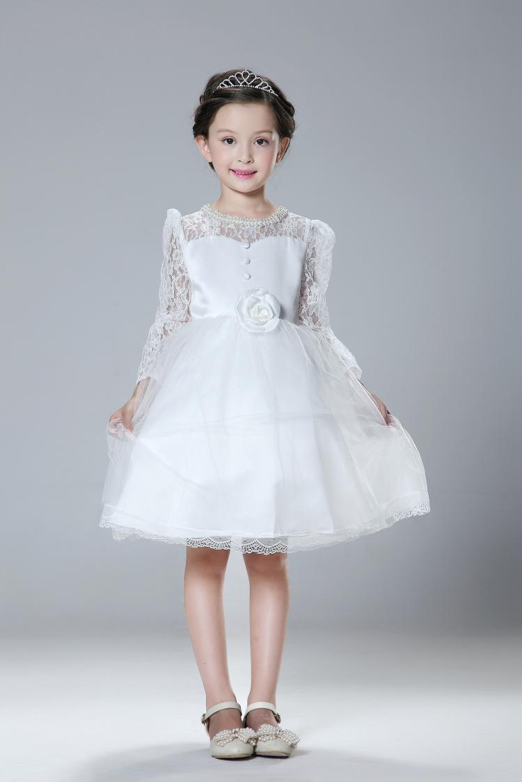 2016 Girl Dress Of The Big Boy Female Dress Of High End Children\'S ...