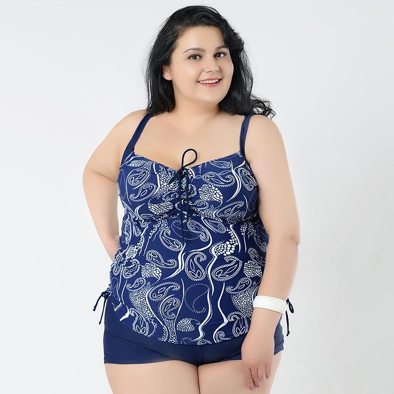 884d303157da3 2018 Fashion Women Beach Cheap Swimwear Plus Size Bathing Suits Tankini  Swimsuits For Women 2017 From Donna88  22.92