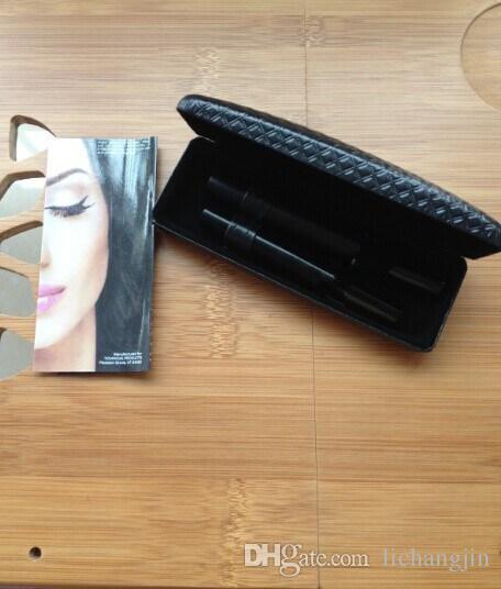Cils en fibre 3D MASCARA Rimel Set de maquillage haute qualité 1set = 2pcs double cils imperméables