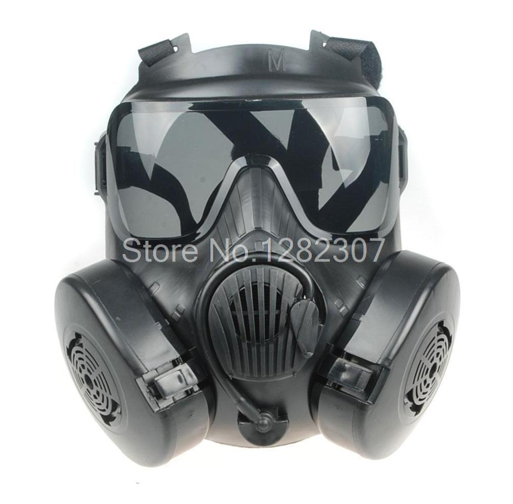 Airsoft Mask Gas Skull Face 32 34154 M50 75 Dhgate Tactical 2020 From Black Ww2militaria com Full Paintball