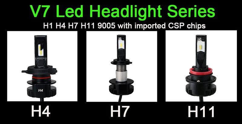 V7 LED HEADLIGHT