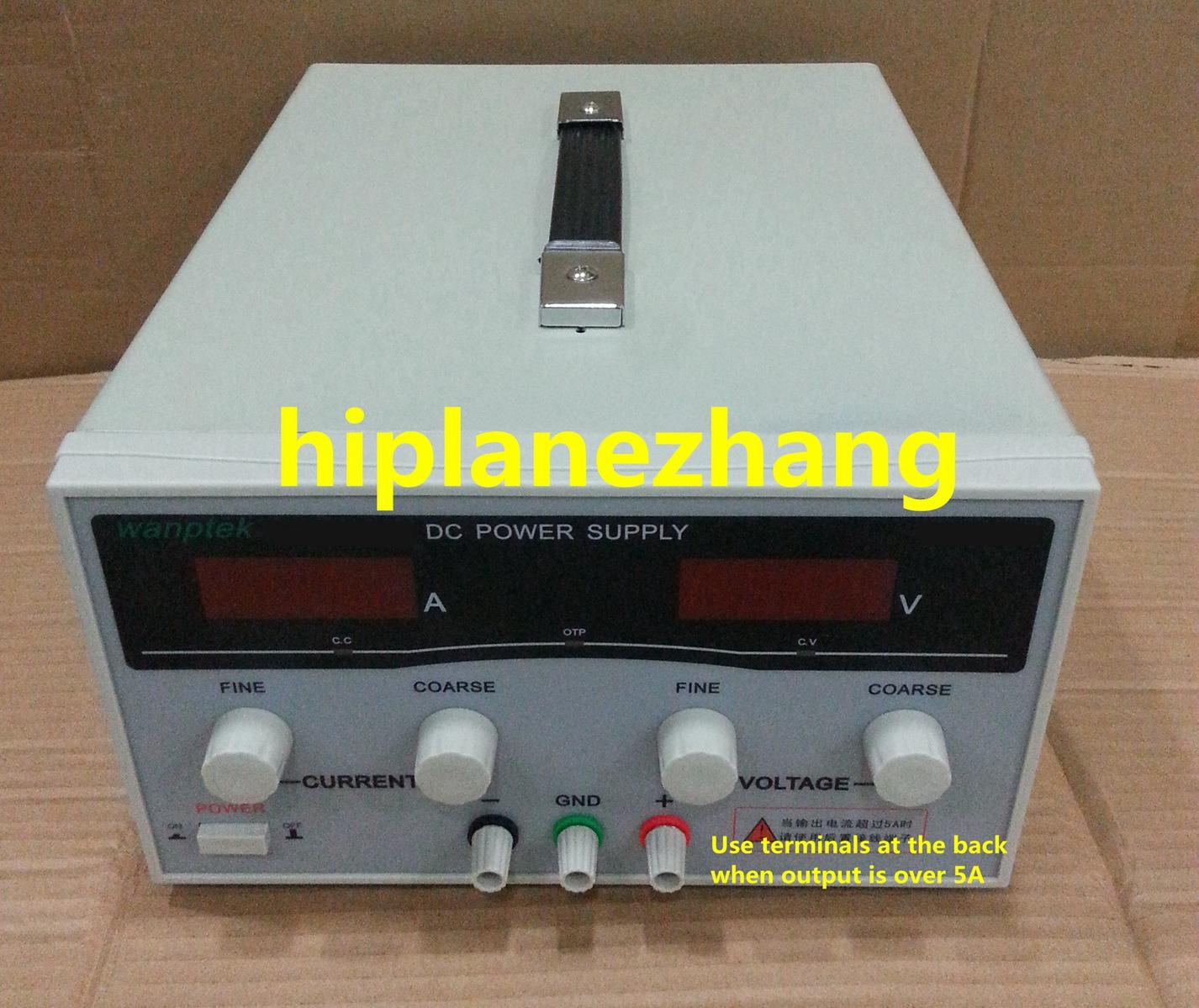 Регулируемая переменная DC импульсный источник питания выход 0-15В 0-40А поддержка электропитание AC110-220В KPS1540D