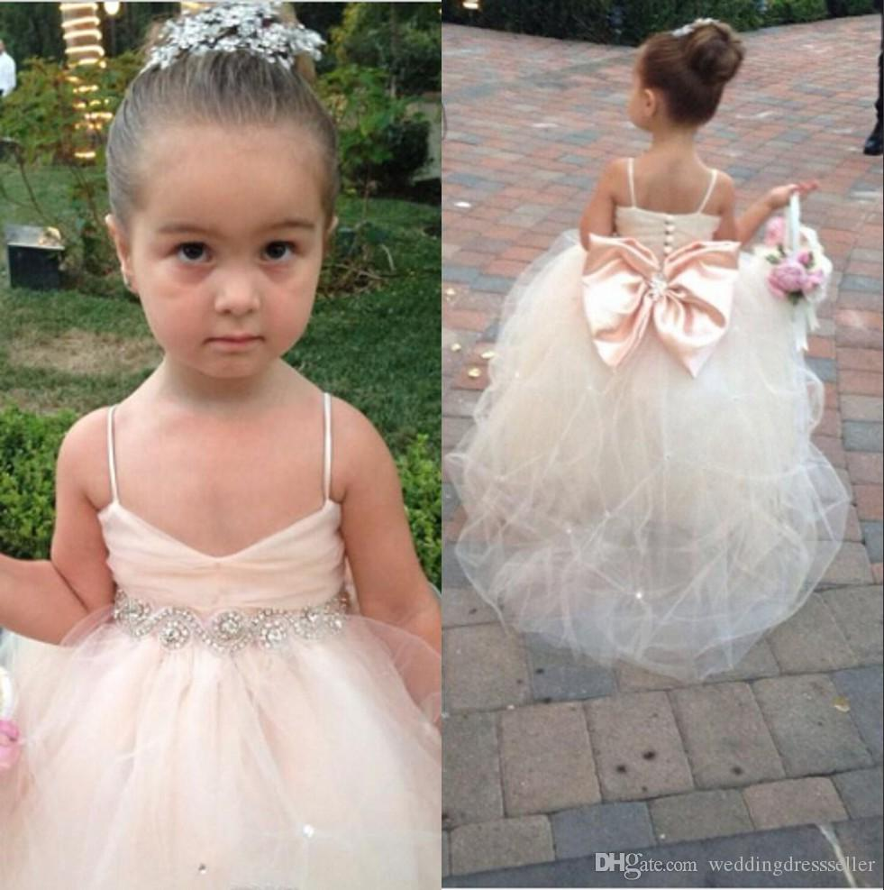 Flower Girl Dresses with Tool