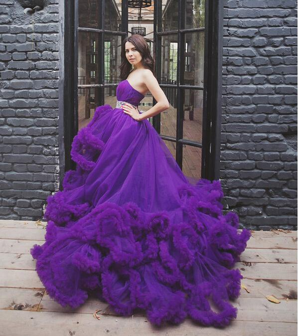 Pregnant Ball Gowns