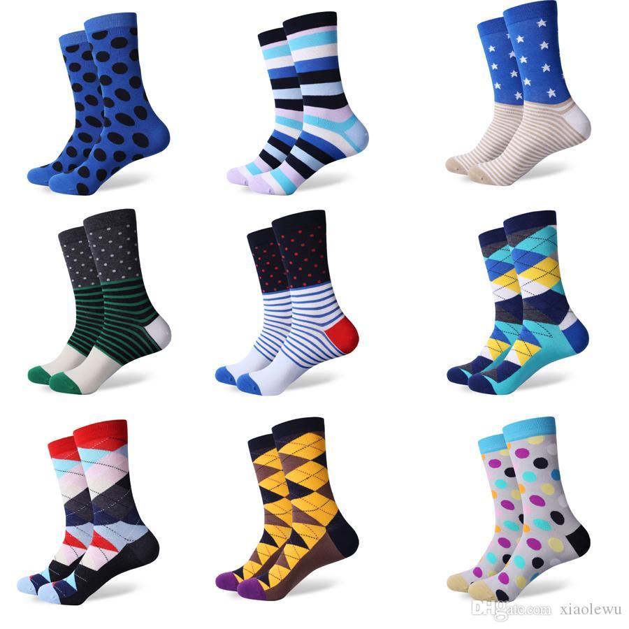 Match-Up Toptan yeni stiller Hiçbir logo erkek çorap, ücretsiz nakliye, ABD boyutu (7.5-12) 285-30
