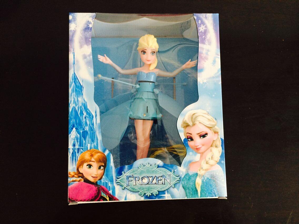 Elsa Custom Frozen MiniFigures girls birthday gift UK SELLER!