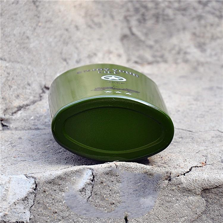 Military cartoon cup insulation pot Vacuum double Mug Stainless Steel Heat Preservation Kettle Cup Hiking Sports Water Bottle (5)