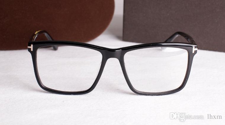 2017 nuovi montature per occhiali di marca italiana 5407 montature per occhiali di moda per uomo e donna spedizione gratuita