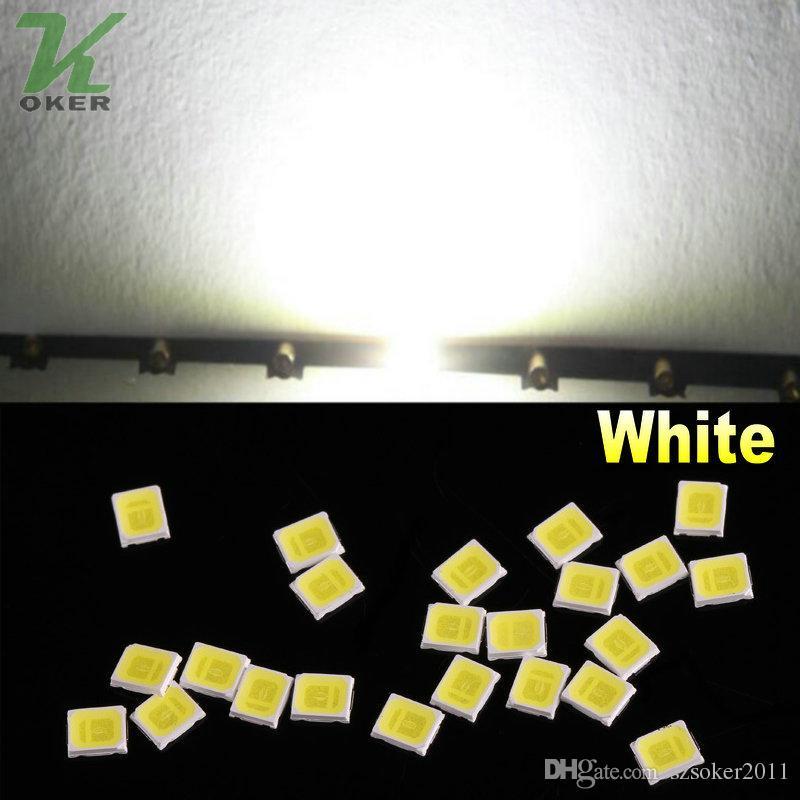 28000pcs / Reel 0.1w SMD 2835 Diodi lampada a LED bianchi ultra luminosi