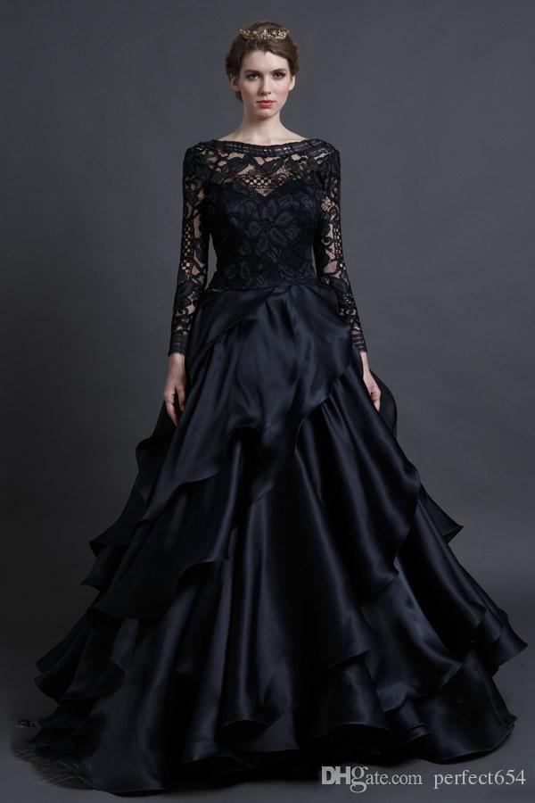 Ungewöhnlich Gothic Brautkleid Fotos - Brautkleider Ideen - cashingy ...