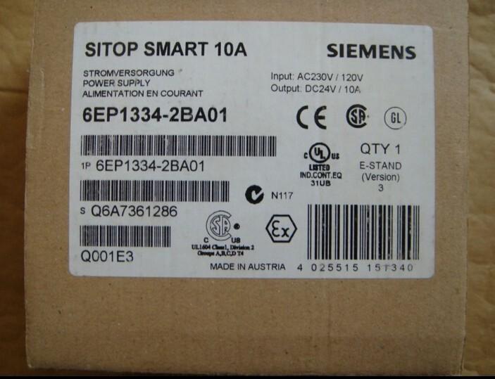 6EP1334-2BA01 puissance nouvelle et originale