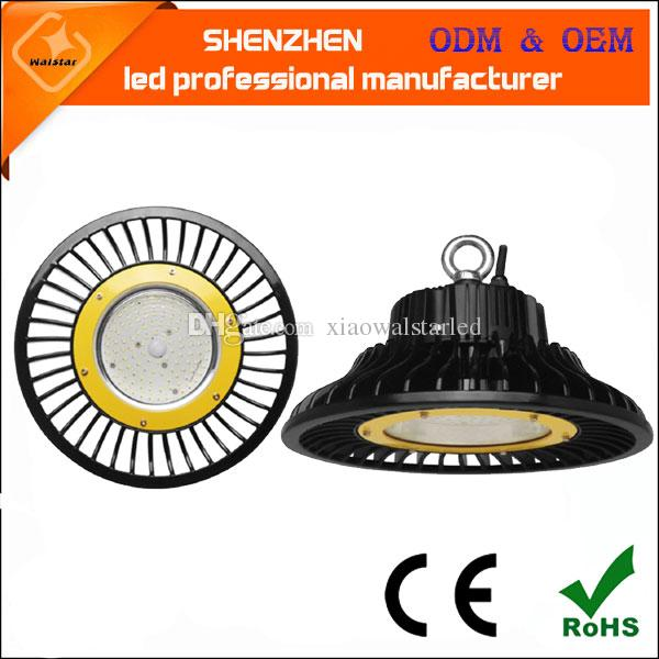 100w ufo led high bay light industrial led lamp replace metal halide lamp industrial highbay lamp outdoor ip65 led hanging lamp 12000lm