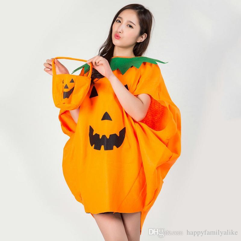 Großhandel Halloween Kostüm Party Erwachsene Kinder Non Woven ...
