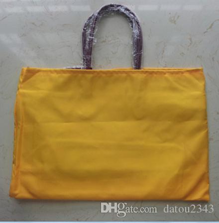 Fashion women PU leather handbag large tote bag french shopping bag GM MM size gy bag