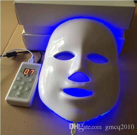 Macchina per il ringiovanimento della pelle del viso della maschera facciale LED PDT Photon