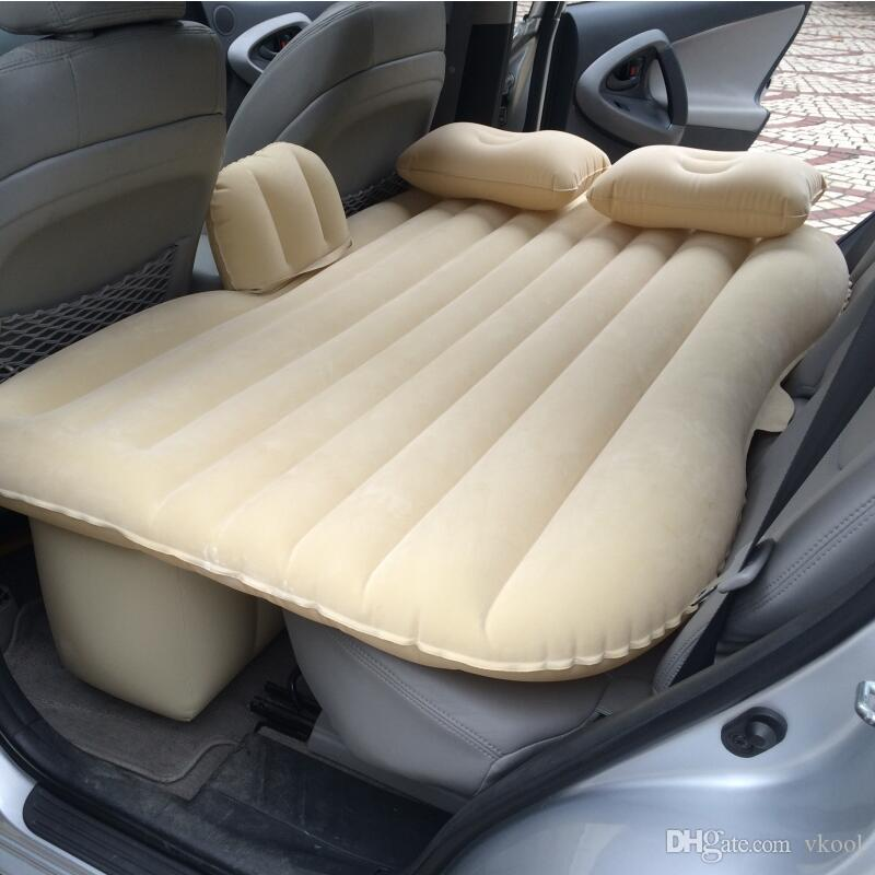 New Car Back Seat Cover Car Air Mattress Travel Bed Inflatable Mattress Air Bed Good Quality Inflatable Car Bed Car Seat Winter Covers Car Seats From