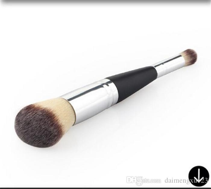 IT cosmetics style blush brush/Specular Brushes High Quality Deluxe Beauty Makeup Face Blender multi-purpose brush D936