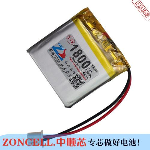In the special offer 1800mAh 674040 3.7V lithium polymer battery 704040 machine learning mobile phone battery