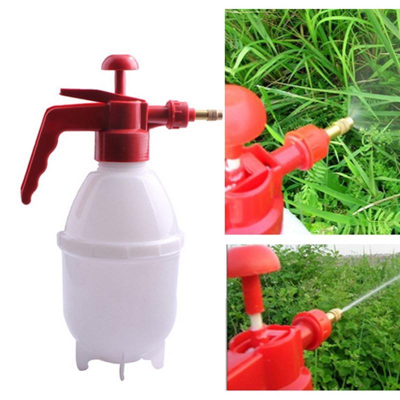 800 ML Pulvérisateur Chimique Portable Pression Jardin Pulvérisation Bouteille Plante D'eau En Plastique Arroseur Jardin Arrosage Pulvérisateur