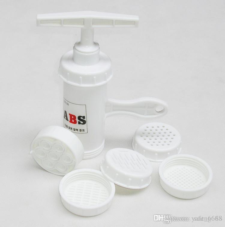 Macchina manuale a pressione manuale per uso domestico pasta manuale piccola superficie mini-pressione è pressa macchina per pasta