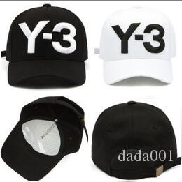 wholesale 2018 Snapback Hats New York Baseball Caps Hip Hop gorra Hockey Sport Team Caps Adjustable Casquette bone Y-3 hat cap Free Shipping