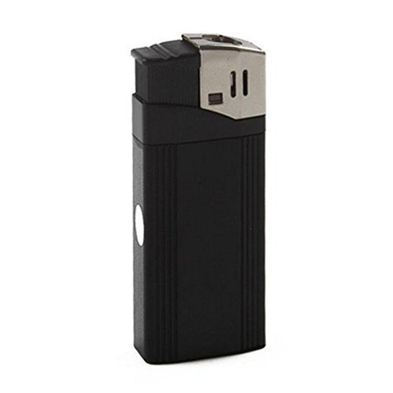 HD 1080 P USB DV Mini cámara más ligera real a prueba de viento encendedor grabadora DVR portátil con linterna Mini cámara de bolsillo Mini videocámara