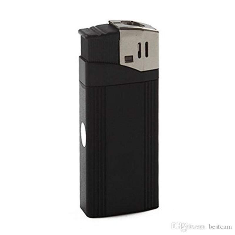 HD 1080P USB DV Mini Lighter Camera Real Windproof Lighter Video Recorder Portable DVR With Flashlight Mini Pocket Camera Mini Camcorder