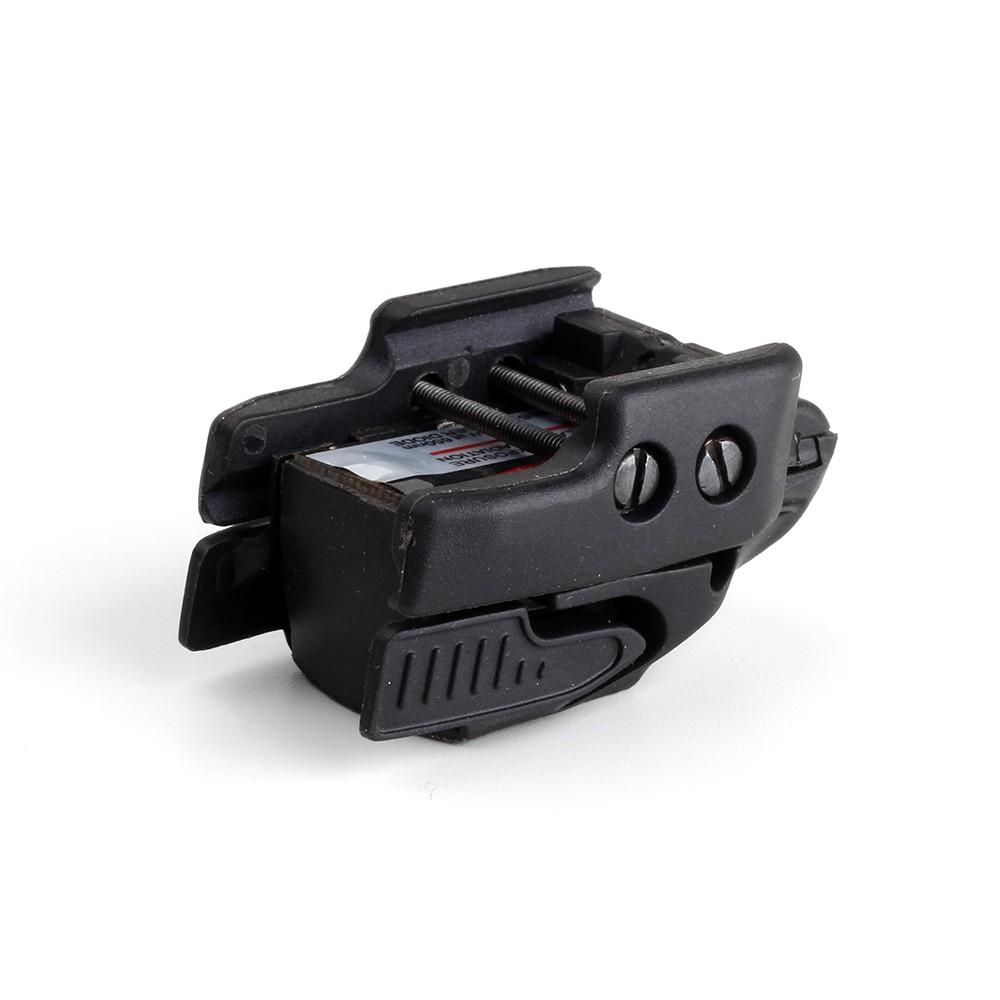 Hunting Tactical CMR-201 Rail Universal Micro Laser Sight For Rail-Equipped Pistol And Air Rifles Free Shipping (3)