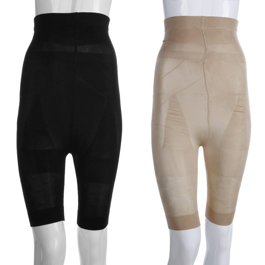 Wholesale-Popular Womens Sexy Slimming High Waist Thigh Hip Shaper Trendy Elegant Body Shaper Wear Short Pants Cheap And Hot