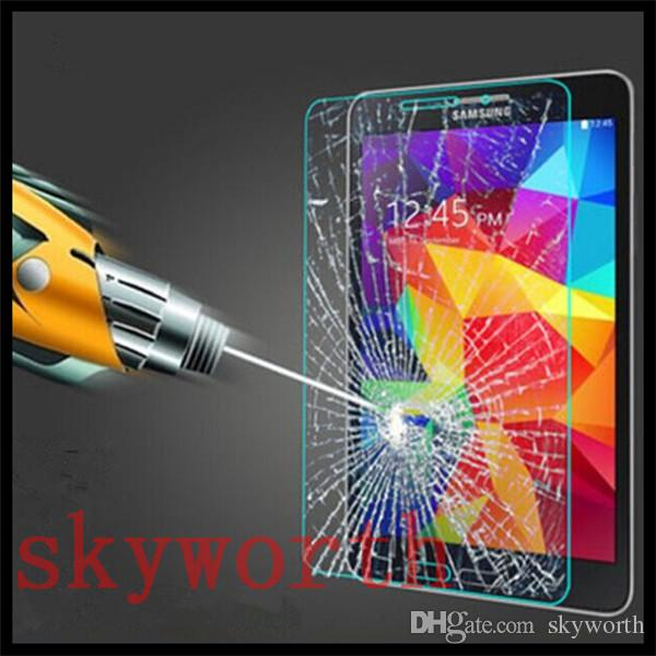 9H Tempered Glass Screen Protector Guard for Samsung Galaxy Tab A E S S2 T590 T350 T550 10.1 T700 T800 S4 T830