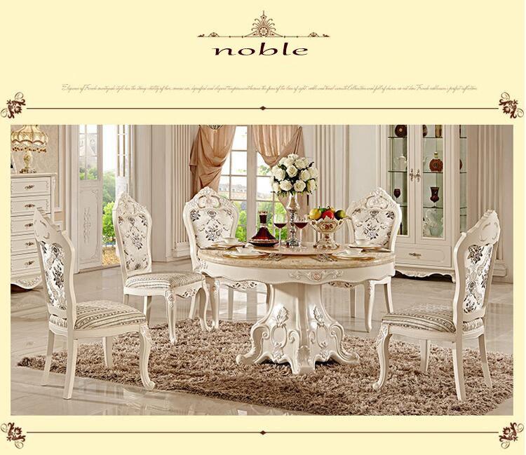 Acheter Nouvelle Arrivée Table De Salle À Manger Italienne Style Moderne,  100% Bois Massif Italie Style Table De Salle À Manger De Luxe Set Pfy10021  ...