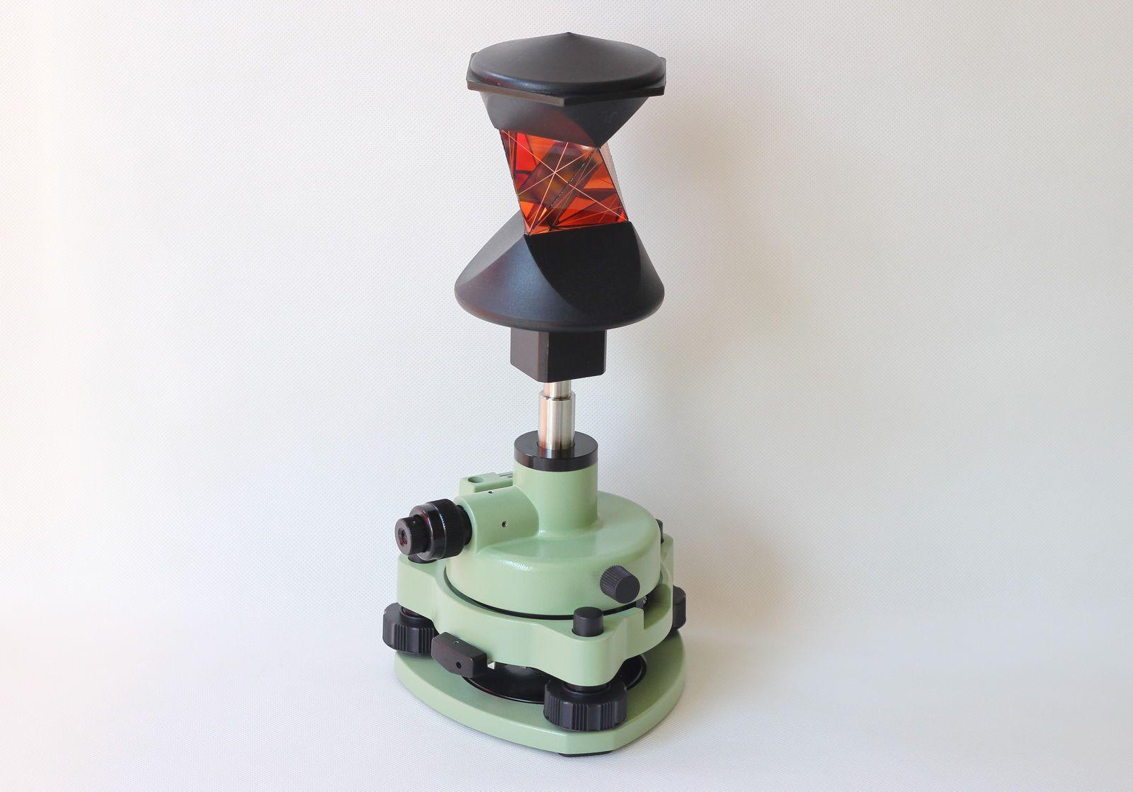 Einzelhandel / Großhandel Neu Ersetzen GRZ4 360 Prisma Reflektierende System mit Dreifuß und Träger mit optischen Plummet und Softbag für Leica Total Sta