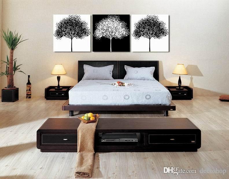 현대 괜 찮 아 요 추상 트리 페인팅 Giclee 인쇄 캔버스 벽 아트 홈 장식 Set30338