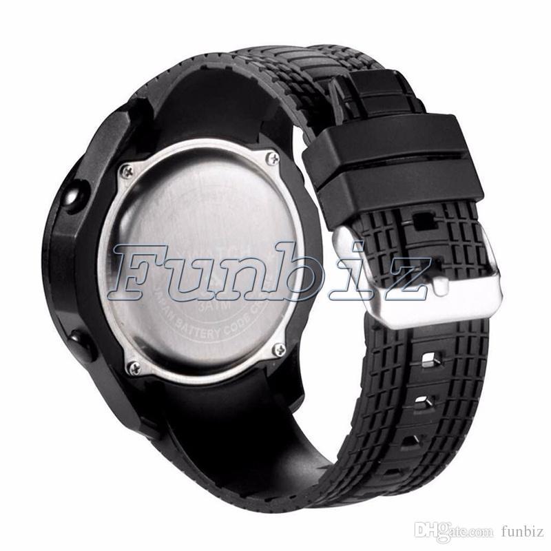71a6a0937ac ... XWatch À Prova D  Água Noite Visível Pedômetro Monitor de Sono Esporte Bluetooth  Relógio Inteligente