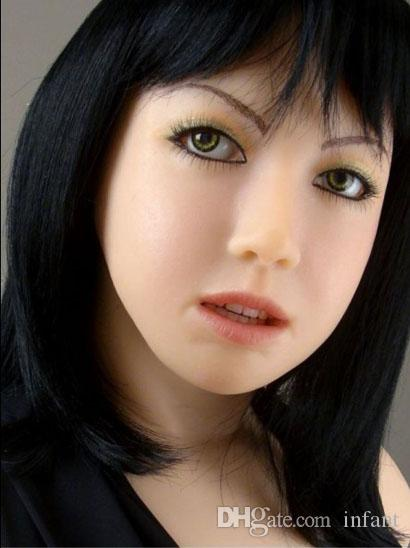 2018 oral sex docka uppblåsbara sex docka kärlek dockor halv silikon sex docka; vagina är permanent, uppblåsbar kärlek docka, jungfru 2018
